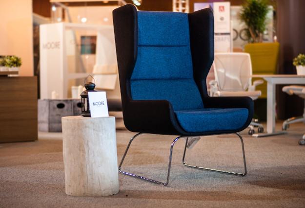 Fauteuil HUSH NAUGHTONE Mobilier design Confort esthéthique