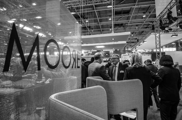 Ambiance Bureaux Expo salon Mobilier Design Paris