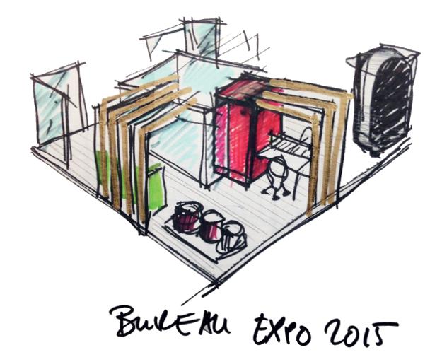 MOORE bureaux expo 2015